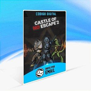 Castle of no Escape 2 - Xbox One Código 25 Dígitos