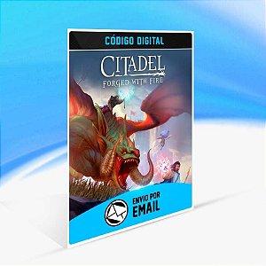 Citadel: Forged with Fire - Xbox One Código 25 Dígitos