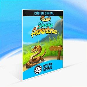 Classic Snake Adventures - Xbox One Código 25 Dígitos