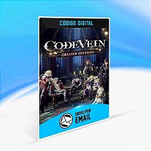 CODE VEIN - Edição Deluxe - Xbox One Código 25 Dígitos