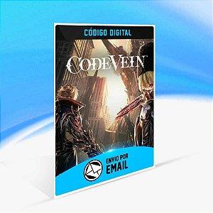 CODE VEIN - Xbox One Código 25 Dígitos
