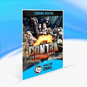 CONTRA: ROGUE CORPS - Xbox One Código 25 Dígitos