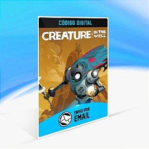 Creature in the Well - Xbox One Código 25 Dígitos