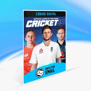 Cricket 19 - Xbox One Código 25 Dígitos