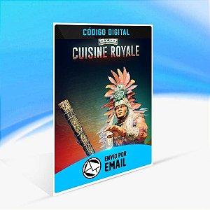 Cuisine Royale - Age of Nagual Pack - Xbox One Código 25 Dígitos