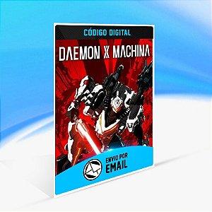 DAEMON X MACHINA - Nintendo Switch Código 16 Dígitos