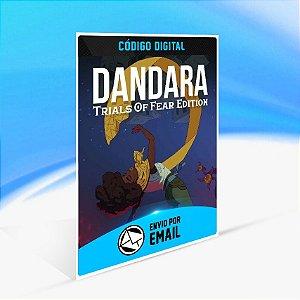 Dandara Trials of Fear Edition - Nintendo Switch Código 16 Dígitos