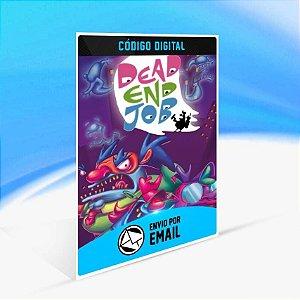 Dead End Job - Xbox One Código 25 Dígitos