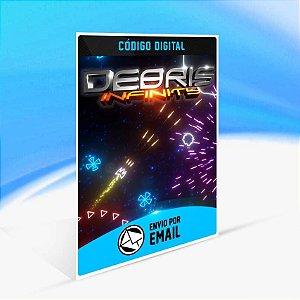Debris Infinity - Xbox One Código 25 Dígitos