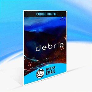 Debris: Xbox One Edition - Xbox One Código 25 Dígitos