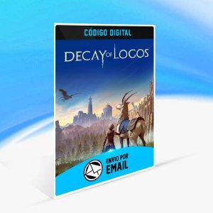 Decay of Logos - Xbox One Código 25 Dígitos