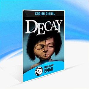 Decay - Xbox One Código 25 Dígitos