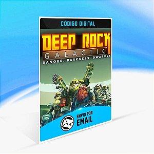 Deep Rock Galactic - Xbox One Código 25 Dígitos