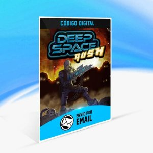 Deep Space Rush - Xbox One Código 25 Dígitos