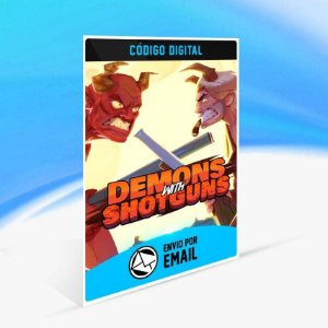 Demons with Shotguns - Xbox One Código 25 Dígitos