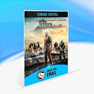 Disintegration - Xbox One Código 25 Dígitos
