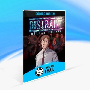 DISTRAINT: Deluxe Edition - Xbox One Código 25 Dígitos