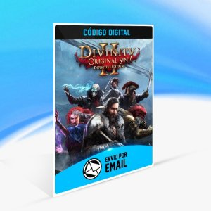 Divinity Original Sin 2 - Definitive Edition - Nintendo Switch Código 16 Dígitos