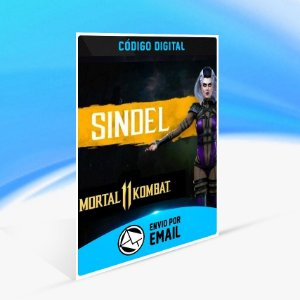 DLC Sindel -  Nintendo Switch Código 16 Dígitos