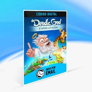 Doodle God: Evolution - Xbox One Código 25 Dígitos