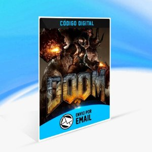 DOOM 3 - Xbox One Código 25 Dígitos