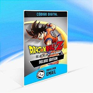 DRAGON BALL Z: KAKAROT - Edição de Luxo - Xbox One Código 25 Dígitos