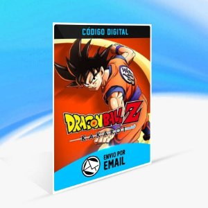DRAGON BALL Z: KAKAROT - Xbox One Código 25 Dígitos