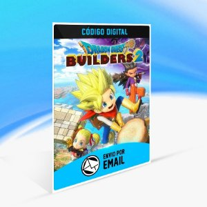 DRAGON QUEST BUILDERS 2 - Nintendo Switch Código 16 Dígitos