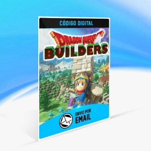 Dragon Quest Builders - Nintendo Switch Código 16 Dígitos