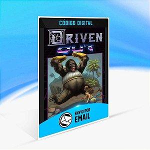 Driven Out - Xbox One Código 25 Dígitos