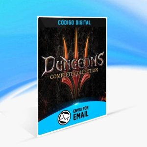 Dungeons 3 - Complete Collection - Xbox One Código 25 Dígitos