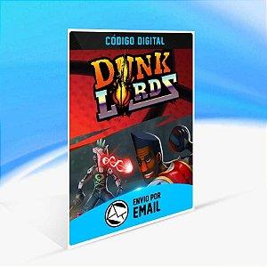 Dunk Lords - Xbox One Código 25 Dígitos