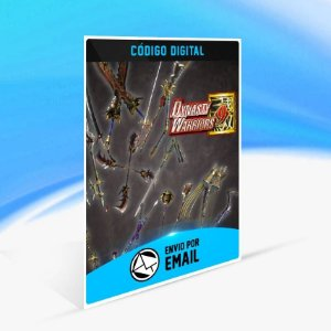 DYNASTY WARRIORS 9 Special Weapon Edition - Xbox One Código 25 Dígitos