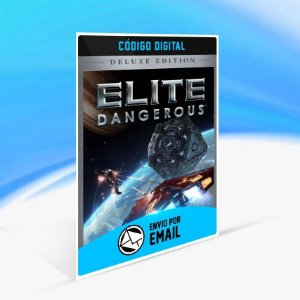 Elite Dangerous: Deluxe Edition - Xbox One Código 25 Dígitos