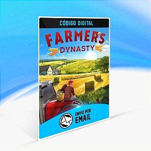 Farmer's Dynasty - Xbox One Código 25 Dígitos
