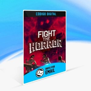 Fight the Horror - Xbox One Código 25 Dígitos
