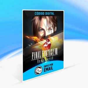 FINAL FANTASY VIII Remastered - Xbox One Código 25 Dígitos