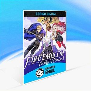 Fire Emblem Three Houses - Nintendo Switch Código 16 Dígitos