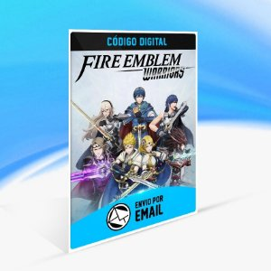 Fire Emblem Warriors - Nintendo Switch Código 16 Dígitos