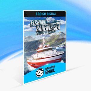 Fishing: Barents Sea Complete Edition - Xbox One Código 25 Dígitos