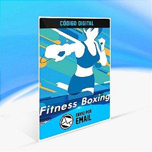 Fitness Boxing - Nintendo Switch Código 16 Dígitos