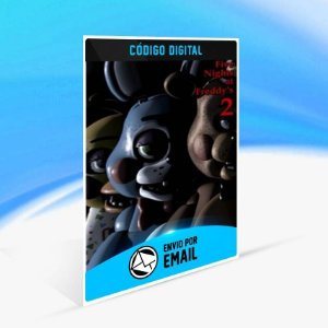 Five Nights at Freddy's 2 - Xbox One Código 25 Dígitos