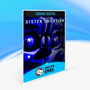 Five Nights at Freddy's: Sister Location - Xbox One Código 25 Dígitos