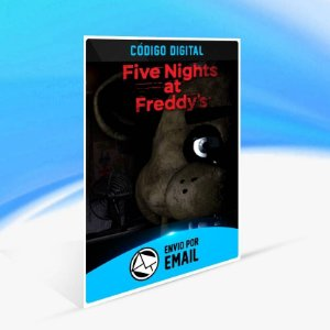 Five Nights at Freddy's - Xbox One Código 25 Dígitos
