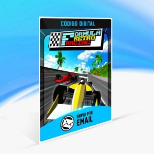 Formula Retro Racing - Xbox One Código 25 Dígitos