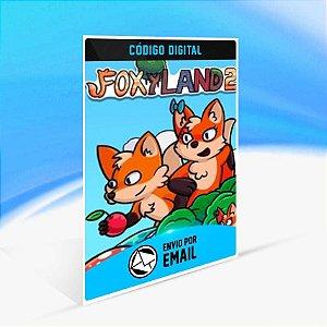 FoxyLand 2 - Xbox One Código 25 Dígitos