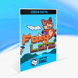 FoxyLand - Xbox One Código 25 Dígitos