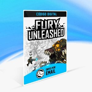Fury Unleashed - Xbox One Código 25 Dígitos