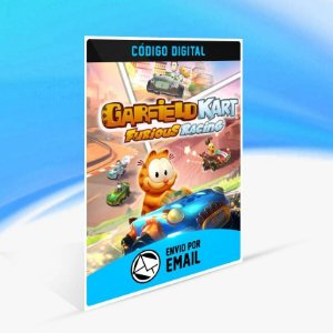 Garfield Kart Furious Racing - Xbox One Código 25 Dígitos