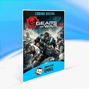 Gears 4 - Xbox One Código 25 Dígitos